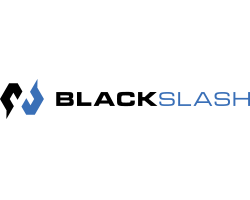 Blackslash Logo